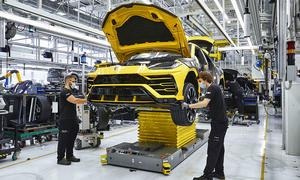 Lamborghini Nachhaltigkeit
