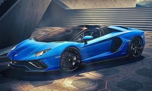 Lamborghini Aventador Roadster LP 780-4 Ultimae (2021)