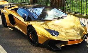 Lamborghini Aventador Supervelocé