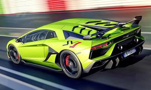 Lamborghini Aventador SVJ (2018)