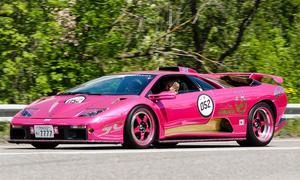 Lamborghini von Shinichi Morohoshi