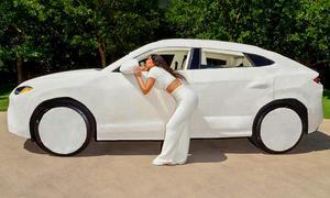 Lamborghini Urus von Kim Kardashian