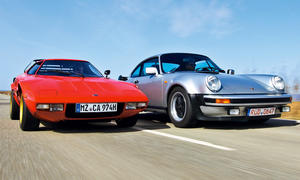 Lancia Stratos HF/Porsche 911 (930) Turbo