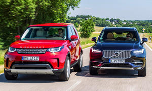 Land Rover Discovery/Volvo XC90