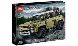 Land Rover Defender. Lego-Bausatz