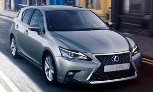 Lexus CT 200h Facelift (2017)