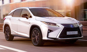 Lexus RX Sport Line (2018)