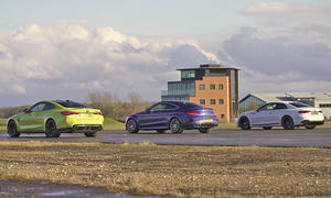 BMW M4 Competition/Audi RS 5/Mercedes-AMG C 63 S