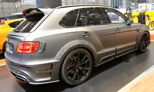 Bentley Bentayga von Mansory
