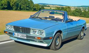 Maserati Biturbo Spyder: Classic Cars