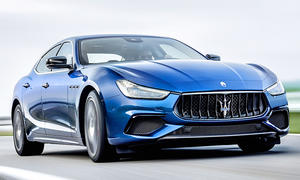 Maserati Ghibli Facelift (2018)
