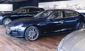 Maserati aus Papua-Neuguinea: Verkauf