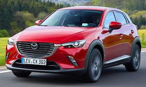 Mazda CX-3 (2017)
