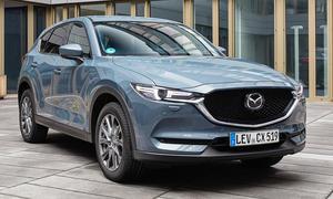 Mazda CX-5 Facelift (2021)