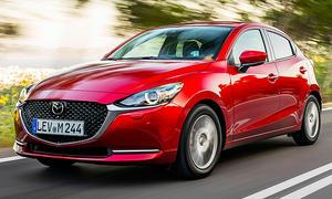 Mazda2 Facelift (2019)