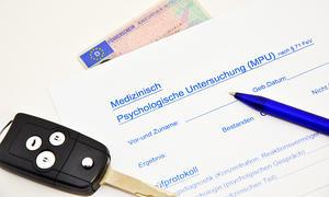 Medizinisch Psychologische Untersuchung (MPU)