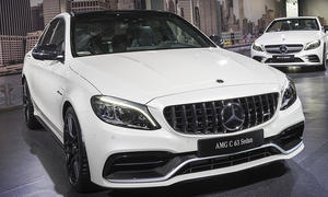 Mercedes-AMG C 63 Facelift (2018)