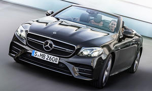 Mercedes-AMG E 53 Cabrio (2018)