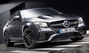 Mercedes-AMG E 63 S Edition 1 2017