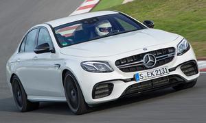 Mercedes-AMG E 63 S