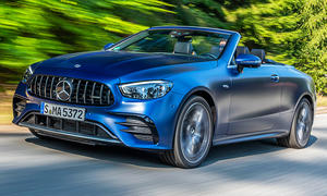 Mercedes-AMG E 53 Cabrio Facelift (2020)
