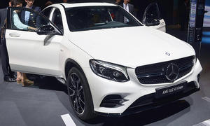 Mercedes-AMG GLC 43 Coupé (2016)