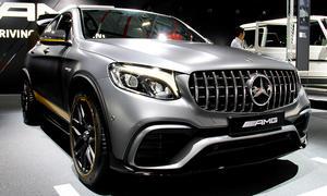 Mercedes-AMG GLC 63 Coupé Edition 1