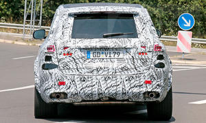 Mercedes-AMG GLE 63 (2019)