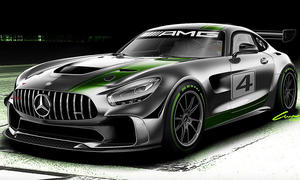 Mercedes-AMG GT R GT4 (2017)