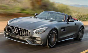 Neuer Mercedes-AMG GT Roadster Designo Edition (2017)