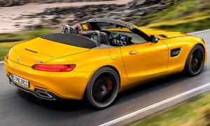 Mercedes-AMG GT S Roadster (2018)