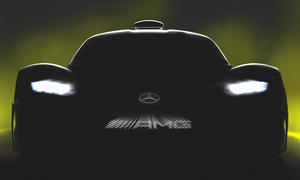 Mercedes-AMG Project One Teaser