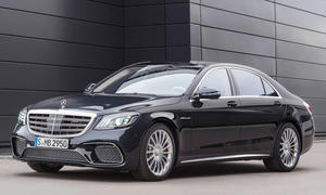 Mercedes-AMG S 65 Facelift (2017)