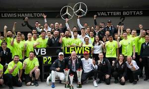 Formel 1 2019: Shanghai