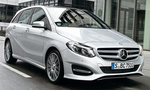Mercedes B 200 CDI 4Matic