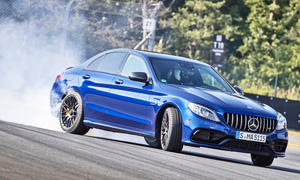 Marcedes-AMG C 63 S