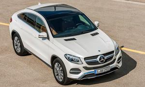 Mercedes-AMG GLE 43 AMG (2015)
