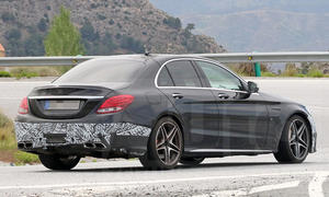 Mercedes-AMG C 63 Facelift (2017)