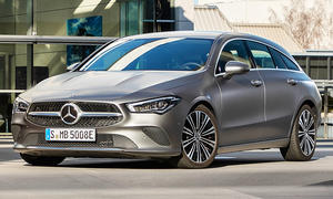 Mercedes CLA 250 e Shooting Brake (2020)