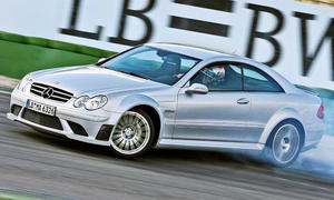 Mercedes CLK AMG 63 Black Series
