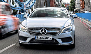 Mercedes CLS Facelift (2014)