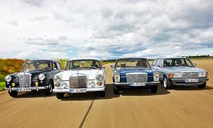 Vergleich: Mercedes-Diesel
