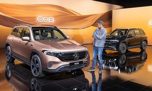 Mercedes EQB (2021)