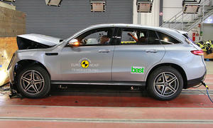 Mercedes EQC (2019) – Crashtest