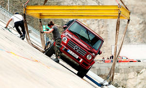 "Mercedes G-Klasse ""Stronger than Gravity"""