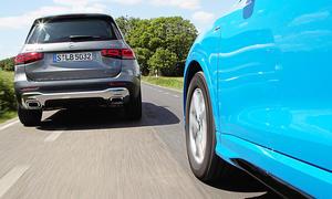 Mercedes GLB/Audi Q3