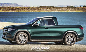 Mercedes GLS Pickup