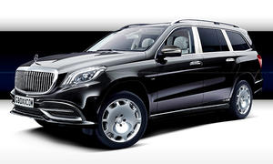 Mercedes-Maybach GLS (2019)
