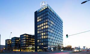 Mercedes: Klage von Nokia