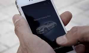 Mercedes-Benz Remote Parking Pilot